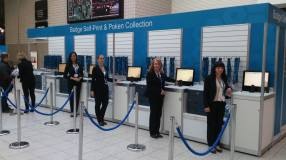 poken uk escel centre people in a line